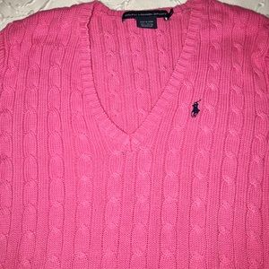 NWOT Ralph Lauren Sport Long Sleeve Sweater